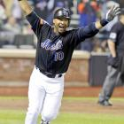 After eight teams and 22 years, Gary Sheffield joined the 500 home run club on April 17, 2009, with a solo shot in the seventh inning off Brewers' reliever Mitch Stetter. It was Sheffield's first homer -- and hit -- after signing with the Mets.