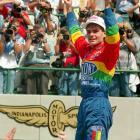After 83 years of existence, the Indianapolis Motor Speedway holds its first stock car event, as the Brickyard 400 takes the green flag. The race is a culmination of years of negotiations between France and Tony George. In another good luck charm for France, budding superstar Jeff Gordon takes the checkered flag in the first race.