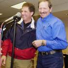 Dale Earnhardt and Darrell Waltrip, rising stars of the sport, win their first Cup championships in back-to-back years. France would frequently go to both his stars for advice and support, although his opinion would always seem to win out when it came to any sort of disagreement. Waltrip was especially heartbroken in the wake of France's death Monday, finding it hard to keep himself composed after finding out about the tragedy midway through the FOX broadcast.