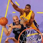 When healthy, Boozer is a 20-and-10 player who went from overlooked in 2002 to an Olympic gold medalist with Team USA six years later. Before the burly power forward -- who played his first two seasons in Cleveland -- left Utah for Chicago in 2010, the Jazz's frontcourt featured a foursome of draft steals: Boozer, Andrei Kirilenko (No. 24 in 1999), Mehmet Okur (No. 38 in 2001) and Paul Millsap (No. 47 in 2006).