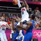 SI's Best LeBron James Shots