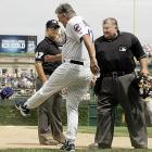 Cubs manager Lou Piniella had the weekend's most epic meltdown, kicking his hat and earning a suspension after arguing a caught-stealing call at third base during the Cubs' sixth straight loss on Saturday. It was the 73rd ejection of Piniella's career.