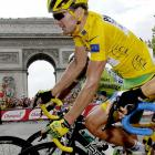 After winning the 2006 Tour de France, it was revealed that the urine sample Landis gave following Stage 17 indicated an abnormally high ratio of testosterone to epitestosterone. Landis denied taking any performance enhancing drugs, suggesting instead the tests were mishandled and misinterpreted and that the ratio was a natural occurrence. He was banned from cycling for two years.