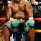 After defeating John Ruiz for the WBA heavyweight championship in 2005, Toney failed his post-fight drug test. He was subsequently stripped of the victory and belt and suspended from fighting for 90 days and barred from competing for the WBA heavyweight crown ever again.