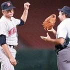 On Aug. 3, 1987, umpire Tim Tschida asked the knuckleballer to empty his pockets. Niekro did so, and an emery board and piece of sandpaper fell out. Niekro claimed he needed the emery board to file his fingernails and the sandpaper for small blisters, but he was ejected, suspended for 10 games and branded as a cheater.