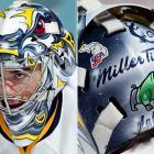 NHL Goalie Masks