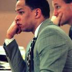 The former Carolina Panthers wide receiver was sentenced to nearly 19 years in prison in 2001 for his role in the shooting death of his pregnant girlfriend.