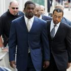 The NFL quarterback was sentenced to 23 months in prison for financing a dogfighting ring and helping to kill pit bulls that did not fight aggressively.
