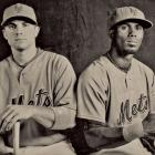 """As the future of the Mets franchise, Wright and Reyes seek their second consecutive playoff season.  Despite a late-season slump, the two all-star infielders intend on bouncing back strong and having an """"amazin"""" postseason."""