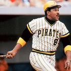 Willie Stargell fueled Pittsburgh's sweep of Cincinnati with a three-run homer in the 11th inning of Game 1, a double and single in Game 2 and a homer, double and three RBIs in Game 3.