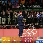 One of the more stirring moments of any Olympics is listening to the gold medal-winner's national anthem, particularly if the winner comes from your country.