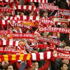 """The inspirational Rodgers and Hammerstein song from Carousel has been belted out by English soccer crowds, particularly in Liverpool, since it became a popular hit in 1963.  The band Pink Floyd used a recording of one crowd rendition in their song """"Fearless"""" from the 1971 album Meddle."""