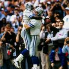 Who knows how many championships Brett Favre might have won if not for the Dallas roadblock? The Cowboys had blown Green Bay out of the playoffs in '93 and '94 -- and the Packers viewed this '95  meeting as a chance to host a potential postseason rematch at Lambeau. But Troy Aikman outgunned Favre in a 34-24 victory and the Cowboys would go on to defeat Green Bay in the playoffs yet again. Not until the following season would the Packers finally exorcise their Dallas demons.