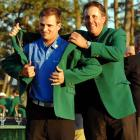 For the first time since 1990, the Masters winner didn't come out of the final group. Instead, unheralded Zach Johnson overtook Tiger Woods and others for only the second victory of his PGA Tour career.