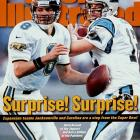 The Panthers and Jaguars entered the league as expansion teams in 1995. Seventeen months later, Carolina's Collins and Jacksonville's Brunell engineered bracket-busting runs through the playoffs -- carrying their infant franchises to within 60 minutes of Super Bowl XXXI.