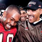 Not since Pat Haden in 1976 had a first-year quarterback won a playoff game. With Washington pitching a 13-0 shutout against King's Buccaneers midway through the third quarter of their divisional playoff, the visiting Redskins had a little history on their side. But King would rally the Buccaneers for a pair of late-scoring drives to secure a 14-13 victory which propelled Tampa Bay into the NFC Championship Game.