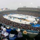 An NHL-record crowd of 71,217 attended the Winter Classic between Pittsburgh and Buffalo on New Year's Day at Ralph Wilson Stadium in Orchard Park, N.Y., the first ever outdoor NHL game on U.S. soil.