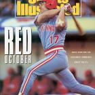 Talk of a dynasty followed the Athletics into the 1990 World Series. The Reds ended that notion by sweeping Oakland and outscoring the A's 22-8.