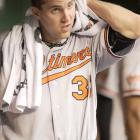 The Orioles must have known 2010 was not going to be their season after Bergesen strained his shoulder while filming a commercial for the team. The injury forced him to miss the first 10 days of spring training.