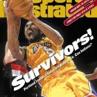 The Lakers had winning streaks of 16 and 19 during the season, Phil Jackson's first on the L.A. bench. Shaquille O'Neal and Kobe Bryant went on to win their first championship together, though not before needing victories against Sacramento (first round) and Portland (conference finals) in the decisive game of two playoff series.