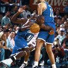 During their Charlotte days, the Hornets, led by sharpshooter Glen Rice and post presence Vlade Divac, were the talk of the Carolinas during an impressive 10-game run.