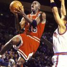 """During what many Chicago fans call the """"perfect season,"""" Michael Jordan and the Bulls cruised to an NBA record 72 wins during the regular season, a stretch that included an exciting 18-game win streak."""