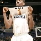 Da'Sean Butler had 19 points as the Mountaineers keyed a second-round date with Duke.