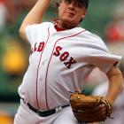 Schilling earned his 3,000th strikeout with the Boston Red Sox in 2006. The 14th member of the club also has three World Series rings on his Hall of Fame resume.