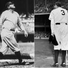 Ruth didn't wear No. 3 regularly, nor did Lou Gehrig wear his famous No. 4 until Opening Day 1929, when the Yankees officially decided to wear numbers. By then, the Bambino was a legend.  Runner-up: Jimmie Foxx (Philadelphia Athletics, Red Sox)  Worthy of consideration:  Earl Averill, Harold Baines,  Kiki Cuyler (Cubs), Harmon Killebrew,  Dale Murphy, Alex Rodriguez (Mariners and Rangers) and Bill Terry