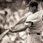 The greatest hitter in the 20th century? Teddy Ballgame won two Triple Crowns, hit .406 in 1941 and had a lifetime average of .344  Runner-up: Roger Maris  Worthy of consideration:  Reggie Jackson (A's), Minnie Minoso,  Graig Nettles, Bill Mazeroski,  Enos Slaughter and Joe Torre.