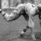 Putting the gas in the Cardinals' ''Gas House Gang,'' Dean had four 20-win seasons, four consecutive NL strikeout titles (1932-35) and was elected into the Hall of Fame in 1953. He was 30-7 with a 2.66 ERA in 1934, winning the MVP award.  Runner-up: Mark Grace  Worthy of consideration:  Lance Berkman, Todd Helton, Vic Raschi and Brandon Webb