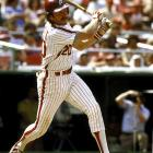 At 24 Schmidt was a career .197 hitter after more than 400 at-bats. Eight home-run titles later -- and with 548 total dingers for his career -- Schmidt makes most all-time teams.  Runner-up: Frank Robinson  Worthy of consideration:  Lou Brock, Jorge Posada, Don Sutton,  Pie Traynor and Frank White