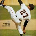One of baseball's dominant pitchers in the '60s, the ''Dominican Dandy'' won 20 games six times and finished his 16-year career (mostly with the Giants) with a 243-142 record.<br><br>Runner-up: Vladimir Guerrero<br><br>Worthy of consideration: <br>Carlton Fisk (Red Sox) and <br> Catfish Hunter (A's)
