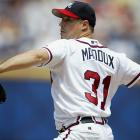 He looked like an accountant and pitched like an assassin. Maddux was a four-time Cy Young winner and won 355 games over 23 seasons.<br><br>Runner-up: Mike Piazza<br><br>Worthy of consideration: <br>Fergie Jenkins and Dave Winfield