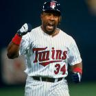 In his 12 seasons with the Twins, Puckett was a 10-time All-Star and a six-time Gold Glove Award winner. He led the Twins to World Series titles in 1987 and 1991 and his .318 lifetime batting average ranked as the highest for any right-handed batter since World War II. He passed away in 2006 at age 45.<br><br>Runner-up: David Ortiz <br><br>Worthy of consideration: <br> Rollie Fingers, Nolan Ryan (Rangers, Astros) and Fernando Valenzuela