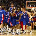 ''I thought this would be great,'' Kansas coach Bill Self said after the game, ''and it's a lot better than I thought it would be.''