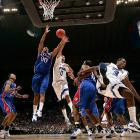 Darrell Arthur picked up a team-high 10 rebounds as Kansas outrebounded the Tigers 37-27.