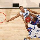 Darrell Arthur paced Kansas with 20 points for the seventh overtime win in finals' history.