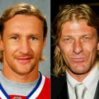 Canadiens right wing Alexei Kovalev led his team in scoring with 35 goals, 49 assists, and 84 points this season.  He hopes to lead top-seeded Montreal to it's  first Stanley Cup since 1993.<br><br>Sean Bean (whose names look like they should rhyme, but don't) is an actor who played Boromir in <i>The Lord of the Rings</i> trilogy. He has also been in numerous scary movies.