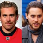 "Left wing Henrik Zetterberg led the Red Wings in goals (43) this season and has scored 12 goals and 8 assists for Detroit in 24 playoff appearances over the past two postseasons.<br><br>Jared Leto is an actor/musician best known for roles in films like <i>Requiem for a Dream</i>, <i>Alexander</i> and <i>Lord of War</i> in recent years, although some might remember him best as Jordan Catalano from the show ""My So Called Life."""