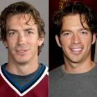 Since most people are not familiar with the faces of NHL players, here are some notable players to watch for in the playoffs, alongside some more familiar faces from the entertainment industry they resemble......more or less.<br><br>Avalanche center Joe Sakic has captained his team to two Stanley Cup victories already (1996, 2001), winning the Conn Smythe Trophy in '96 for MVP of the playoffs.<br><br>Harry Connick, Jr. is a singer and actor. A Louisiana native, he has favored a New Orleans jazz style in his music, as well as supporting the restoration of the city post-Hurricane Katrina.