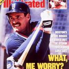 """Boston's five-time batting champ became the face of extramarital canoodling when it was revealed in 1988 that he'd been singing """"Why Don't We Do It On The Road"""" with mistress Margo Adams for four years. When Boggs cut ties, Adams sued him for $12 million worth of emotional distress, and dished sauce to Penthouse. With fans chanting """"Mar-go!"""", Boggs came clean by going on 20/20 to tell Barbara Walters what a mean old conniving blackmailer Adams was."""