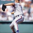 Roger Clemens won three AL Cy Young awards before joining Toronto,  where turned in arguably the best two seasons of his career. His first, 1997, may have been his best ever. Clemens went 21-7 with a 2.05 ERA and 292 K's to win pitching's Triple Crown and the first of back-to-back Cy Youngs.