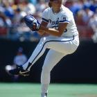 Bret Saberhagen had already won two Cy Young awards and pitched a shutout in the clinching Game 7 of the World Series in 1985, but had never thrown a no-hitter. He helped himself by snaring an eighth-inning line drive by Ozzie Guillen that would have been a hit. The last out was made by future Hall of Famer Frank Thomas on a ground out to second base.