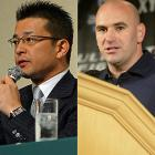It was reported that Dana White had nothing to do with the UFC's purchase of PRIDE, but it's probably safe to assume he was rather excited about the deal. Frank and Lorenzo Fertitta, owners of Zuffa, made a deal -- a $65-million agreement -- with Pride CEO Nobuyuki Sakikabara to take over the PRIDE brand. No smiling faces at PRIDE.