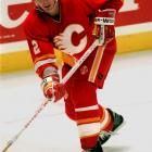 The Hall of Fame defenseman with the fearsome slap shot led all postseason scorers with 31 points in 22 games. He scored five of his seven goals on the power play while leading the Flames to their only Stanley Cup, won in a six-game final vs. Montreal. MacInnis also recorded a record 17-game postseason point streak along the way.