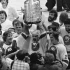 Bob Nystrom scored the overtime goal that launched the Islanders dynasty, but it was the gritty play of the NHL's best two-way player that carried them through that postseason. Trottier had 12 goals and 29 points in 21 games, forming a devastating one-two punch with linemate Mike Bossy, who won the Smythe in 1982.