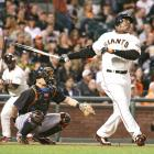 Barry Bonds hits his 38th home run of the season,  breaking the major league mark established by Reggie Jackson (1969) and Mark McGwire (1998) for home runs hit before the All-Star game. The Giants' left fielder still has 17 games to add to the record.