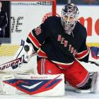 The year that starcrossed Rick DiPietro (Islanders) became the first goaltender ever taken No. 1 overall, the Rangers chose one, Brandon Snee, in the fifth round with the 143rd pick. King Henrik, their future three-time All-Star and 2012 Vezina-winner, arrived at 205 out of Vastra Frolunda, Sweden. Some of the other goalies who went before him: Brent Krahn (Flames, 9), Ilya Bryzgalov (Ducks, 44), Mathieu Chouinard (Senators, 45), Dan Ellis (Stars, 60), Mikael Tellqvist (Maple Leafs, 70), Peter Hamerlik (Penguins, 84), Jean-Francois Racine (Maple Leafs, 90), Stefan Liv (Red Wings, 102), Ghyslain Rousseau (Sabres, 111), Levent Szuper (Flames, 116), and Davis Parley (Panthers, 120).