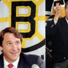 After hanging up his skates and shoe, Milbury became the Bruins' assistant general manager under Harry Sinden and was hailed as one of the NHL's bright young minds.